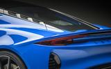 89 Lotus Emira 2021 reveal rear lights