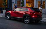 Mazda CX-30 2019 Geneva motor show reveal - static