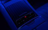 89 Mercedes Benz EQS interior official centre console