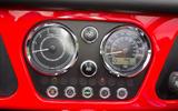 Morgan Plus 8 road test rewind - dials