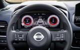 89 Nissan Qashqai 2021 official reveal instruments