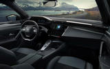 89 Peugeot 308 2021 official reveal images cabin