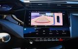 89 Peugeot 308 hatch 2021 FD infotainment