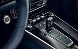 2019 Porsche 911 official reveal - press still centre console