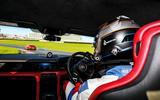 89 Porsche Autocar EV record breakers 2021 driver
