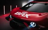 Prodrive BRX T1 in the desert - studio headlights