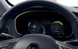 Renault megane 2020 refresh - instruments