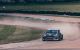 89 STARD ERX rallycross fiesta drive 2021 track