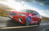 Top 10 best sports saloons 2020 - Vauxhall Insignia GSI