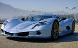 Top 10 best electric sports cars Aspark Owl