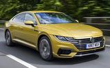 Top 10 style saloons 2020 - Volkswagen Arteon