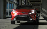 89 Toyota Aygo X Prologue 2021 concept official images nose