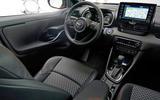 Toyota Yaris 2019 official studio - dashboard