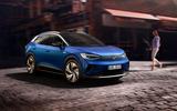 Volkswagen ID 4 official images - cornering front