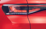 89 VW ID 4 GTX official images rear lights