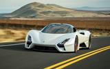 Upcoming high speed production cars - SSC Tuatara