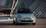 Fiat 500 Mild Hybrid - stationary front