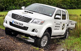 Used vs PCP: off-road workers - Toyota Hilux
