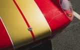 Cobra front close up