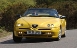 Future classics: ten affordable used convertibles set to rise in value Alfa Romeo Spider 3.0 V6