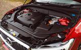 Volvo's engine