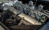 Aston Martin DB5 - engine