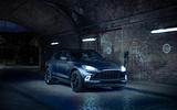 Aston Martin DBX Q by Aston Martin 2020 - stationary front