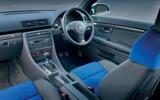 8 AudiUK00007750 The Audi S4 quattro