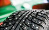 GP Ice Race studded tyre