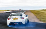 Toyota GT86 2015 - tracking rear
