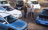 Used EVs feature - used EVs