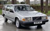 8 Volvo 740 GLE