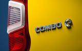 2021 Vauxhall Combo-e