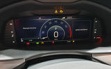 Skoda Scala official reveal stage virtual cockpit