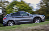 Alfa Romeo Stelvio Speciale first drive review - on the road side