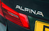 Alpina B5 BiTurbo saloon Alpina badge