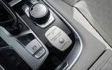 Alpina B7 2019 first drive review - centre console