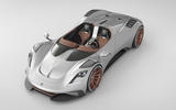 Ares S1 Project Spyder render