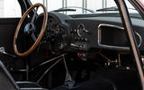 Aston Martin DB4 Zagato Continuation 2019 first drive review - dashboard