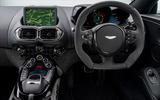 9 Aston Martin F1 edition 2021 UK FD cabin