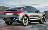 Audi E-tron - static rear