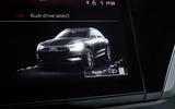 Audi e-Tron 2019 prototype first drive review - raise suspension