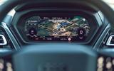 9 Audi Q4 E Tron Sportback 2021 UK FD instruments