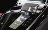 Audi S8 2020 UK first drive review - centre console