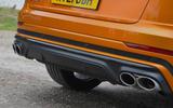 9 Audi SQ8 2021 UK FD exhausts