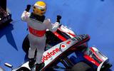 9 Autocar favourite racing drivers Lewis Hamilton Win