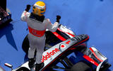 9 Autocar favourite racing drivers Lewis Hamilton Win