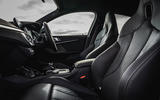 BMW 2 Series Gran Coupe M235i 2020 UK first drive review - cabin