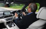 BMW 7 Series 740Ld long-term review Frankel driving