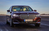 BMW 7 Series 745e 2019 first drive review - static nose